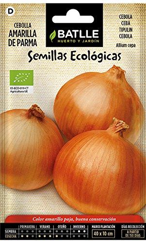 Semillas Ecológicas Hortícolas - Cebolla Amarilla de Parma - ECO - Batlle