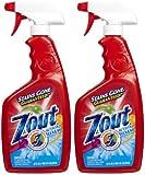 Zout Triple Enzyme Formula Laundry Stain Remover Foam - 22 oz - 2 pk
