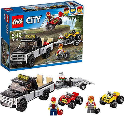 LEGO City Great Vehicles - Todoterreno equipo