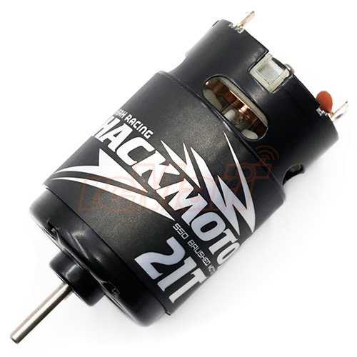 Yeah Racing Hackmoto 550 21T Brushed Motor #MT-0027