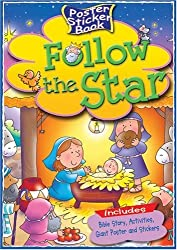 Follow the Star (Poster Sticker Books)