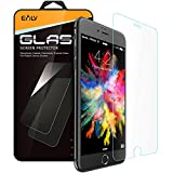 iPhone 7 Screen Protector, E LV Tempered Glass Ultra-Clear High Definition Screen protector perfect fit for Apple iPhone 7