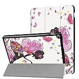 Étui ASUS ZenPad 10, Coque Housse avec Support et Fonction Réveil / Sommeil Automatique pour Tablette ASUS ZenPad 10 Z301MFL / Z2301ML / Z300M / Z300C / Z300CG / Z300CL 10.1 Pouces