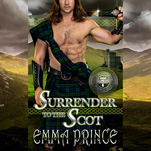 Surrender to the Scot cover art