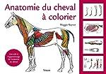 Anatomie du cheval à colorier - Une aide à l'apprentissage de l'anatomie du cheval de Maggie Raynor