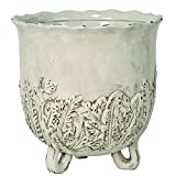 Selectives Ivory Planter, 10', Off White