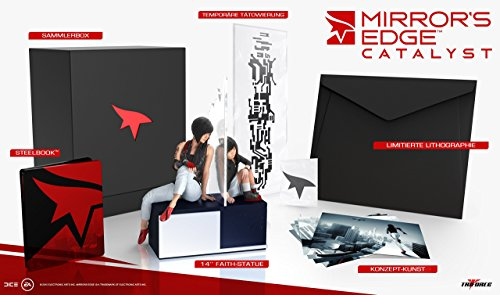 Mirror's Edge: Catalyst - Collector's Edition (exklusiv bei Amazon.de) - [PC]