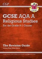 Grade 9-1 GCSE Religious Studies: AQA A Revision Guide with Online Edition