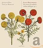 Luigi Boccherini: Sechs Sonaten für Cembalo und Violine Op.5