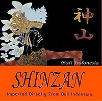 インドネシアバリ島・アラビカ種『神山(シンザン)』豆200g