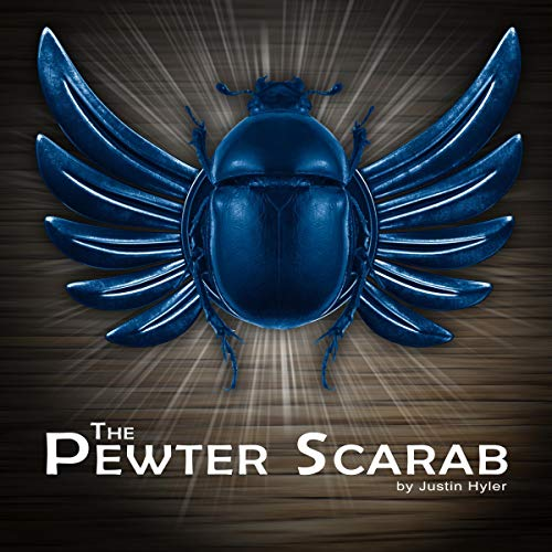 The Pewter Scarab cover art