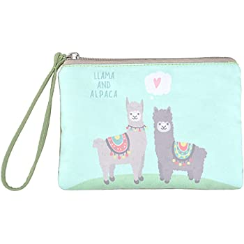 Bee Picture Zipper Canvas Coin Purse Wallet Make Up Bag,Cellphone Bag With Handle