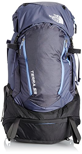The North Face Women S Terra 55 Backpack Hoyt Tena