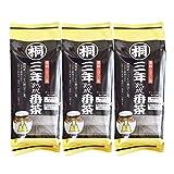 葉桐 三年熟成番茶 ティーバッグ 3本セット 5g×15袋×3本