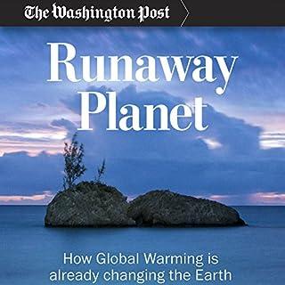 Runaway Planet audiobook cover art