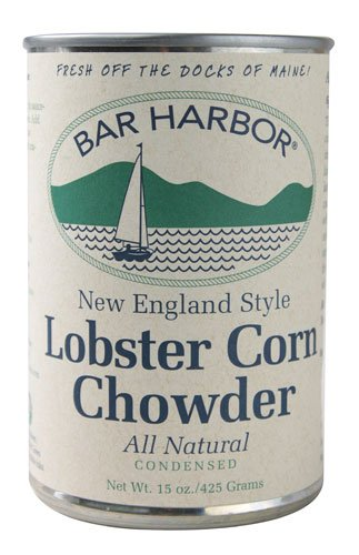 Bar Harbor New England Style Max 82% OFF Corn Chowder oz -- 15 2 p Super Special SALE held Lobster -
