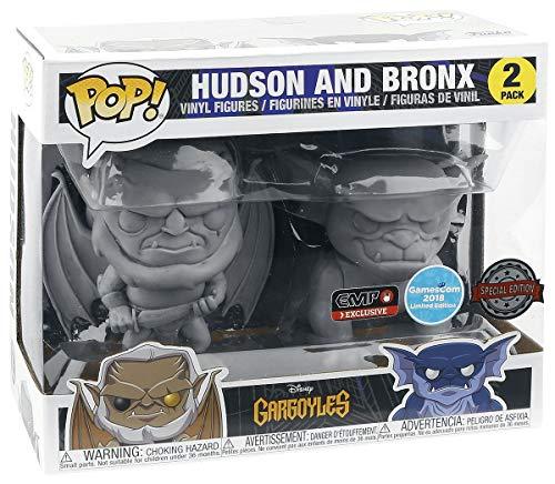POP Hudson and Bronx Gargoyles Funko Exclusive