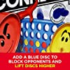 Connect 4 Strategy Board Game for Ages 6 and Up (Amazon Exclusive) #4