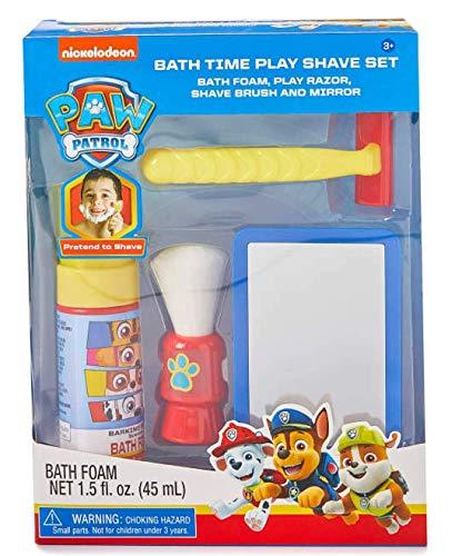 Nickelodeon Paw Patrol Bath Time Shave Set