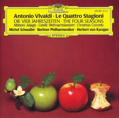Michel Schwalbé, Berliner Philharmoniker, Herbert von Karajan & AntonioVivaldi