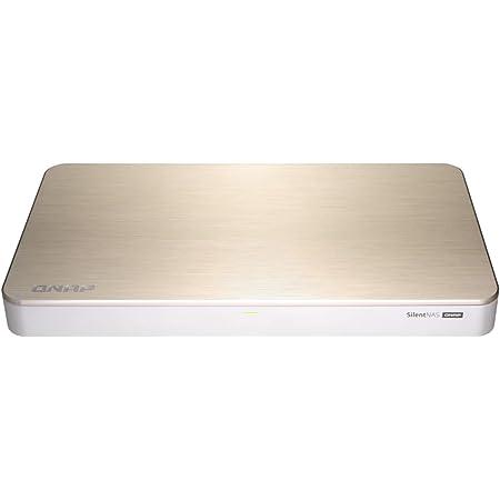 QNAP(キューナップ) HS-453DX 専用OS QTS搭載ntel Celeron J4105クアッドコア1.5 GHz 10GbE接続 HDMI2.0 4K出力 ファンレスマルチメディアNAS