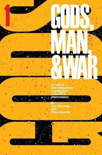 Sekret Machines: Gods: Volume 1 of Gods Man & War (1) (Sekret Machines: Gods Man & War)