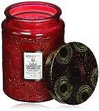 Voluspa Goji and Tarocco Orange Large Glass Jar Candle, 16 Ounce