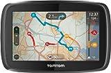 TomTom GO 400 Europe Traffic Navigationssystem (11 cm, (4,3 Zoll) kapazitives Touch Display - Bedienung per Fingergesten, Lifetime TomTom Traffic & Maps)