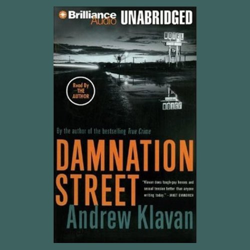 Damnation Street audiobook cover art