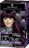 Schwarzkopf Color Ultime Metallic Permanent Hair Color Cream, 4.3...