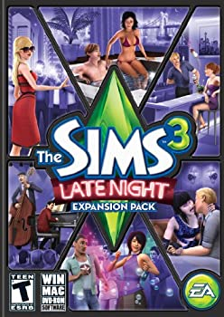 The Sims 3  Late Night - PC/Mac