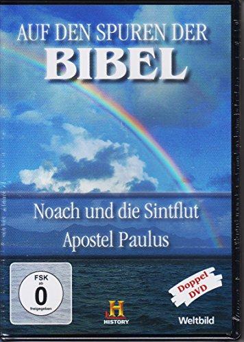 Auf den Spuren der Bibel, 2 DVD, Sammler Edition, Noach und die Sintflut, Apostel Paulus