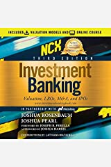 Investment Banking: Valuation, LBOs, M&A, and IPOs, 3rd Edition Audio CD