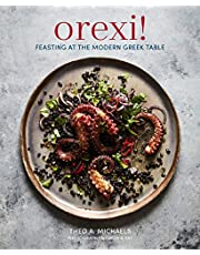 Orexi! Feasting at the modern Greek Table