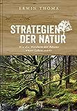 Strategien der Natur: Wie die Weisheit der Bäume unser Leben stärkt. Evolution und Biologie, Geschichten und Mythen – was wir vom Wald lernen können. - Erwin Thoma