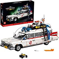 LEGO 10274 Ghostbusters ECTO-1 Building Kit, Displayable Model Car Kit (2,352 Pieces) (2021 Model)