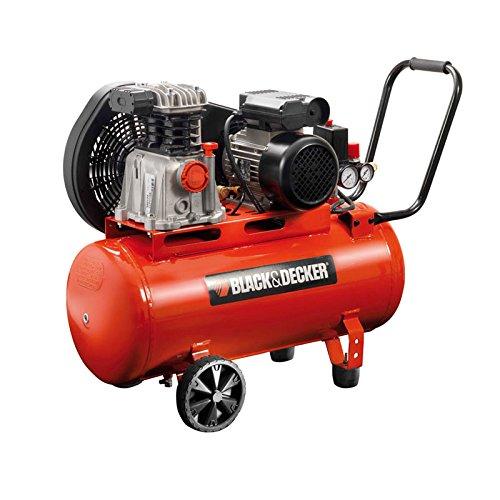 Compressore aria 50 lt Black and Decker BD 220/50-2M
