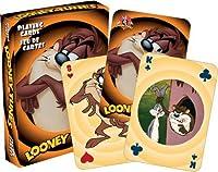 Looney Tunes(ルーニー・テューンズ)Tasmanian Devil(タズマニアンデビル)Playing Card(トランプ) [並行輸入品]
