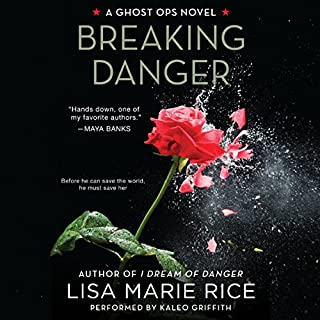 Breaking Danger audiobook cover art