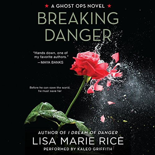 Breaking Danger  audiobook cover art