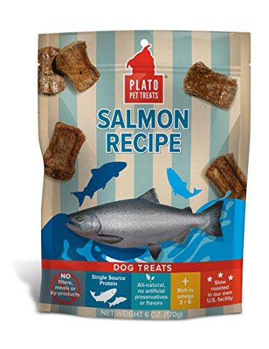 Plato Original Salmon Strips - 6Oz