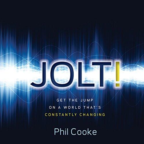 Jolt! audiobook cover art