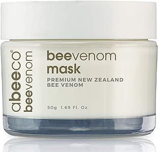 Abeeco Bee Venom Mask, Premium New Zealand Bee Venom 1.69 fl oz