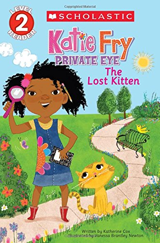 Product Image of the Katie Fry, Private Eye #1: The Lost Kitten (Scholastic Reader, Level 2)