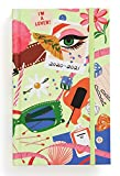 Ban.do 17 Month 2020-2021 Classic Daily Planner with Weekly & Monthly Views, Dated August 2020 - December 2021, Hardcover Self-Care Planner with Stickers, Goal/Reflection Pages, Cool Art, Junk Drawer