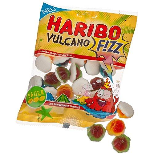 Haribo Vulcano Fizz 175 g