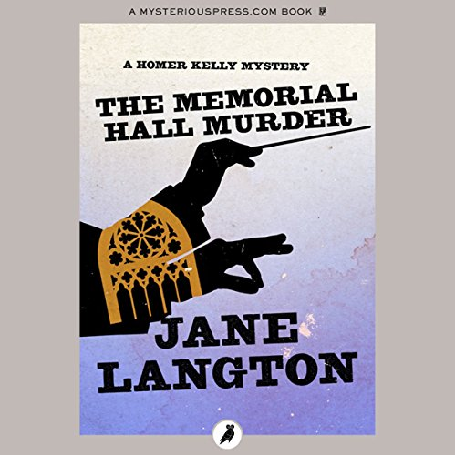 The Memorial Hall Murder audiobook cover art