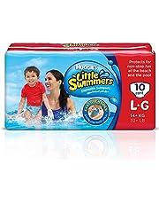 Huggies Little Swimmer, Large, (14+ Kg) 10 Swim Pants