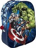 Star Licensing Disney Avengers Zainetto per Bambini, 31 cm, Multicolore
