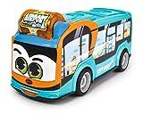 Dickie Toys- Autobús de Juguete 22cm con Licencia BYD, Multicolor (204113000)